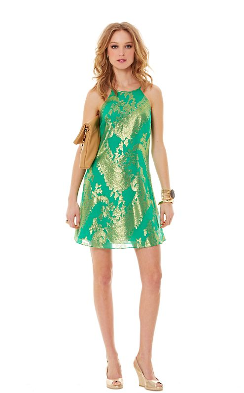 Angel Halter Dress