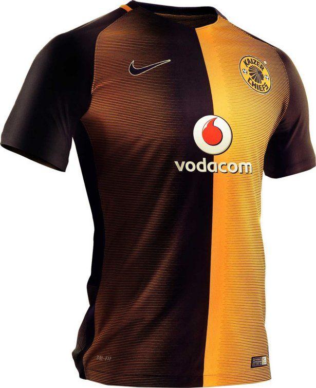 1fdf5c517b Nike lança as novas camisas do Kaizer Chiefs - Show de Camisas ...