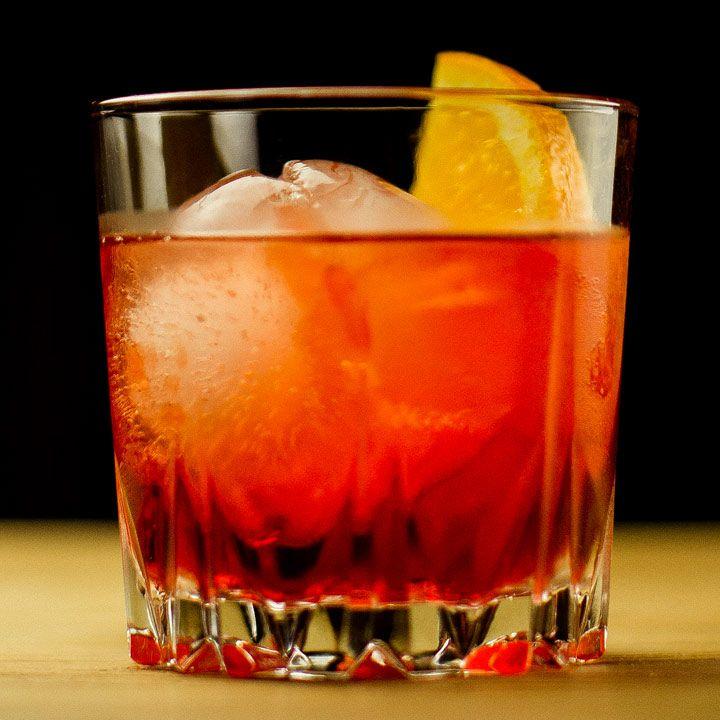 Negroni | Rezept | Drinks | Pinterest