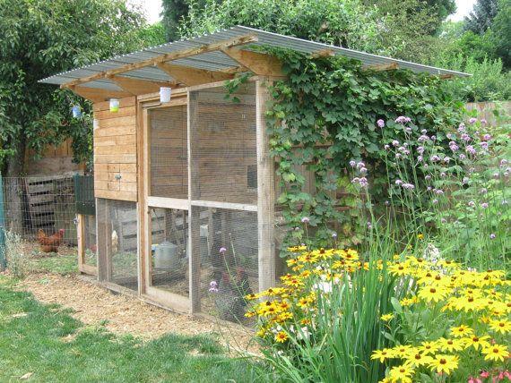 The Garden Coop WalkIn Chicken Coop Plan eBook PDF Instant – The Garden Coop Plans Pdf
