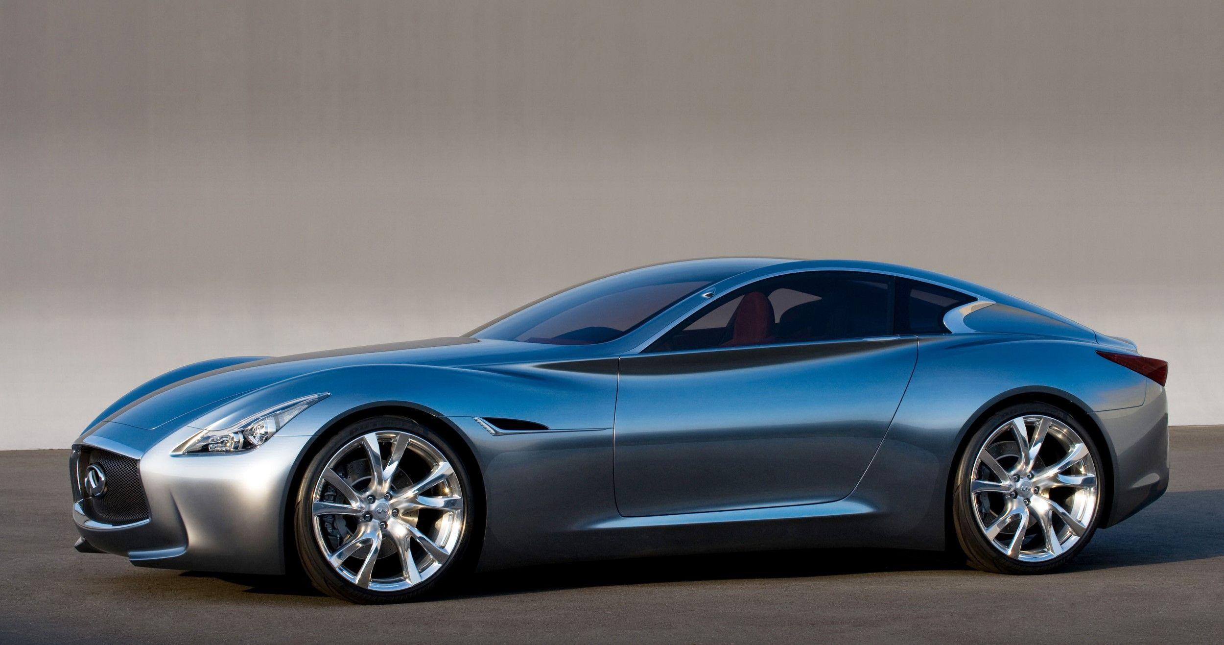 2012 Infiniti Essence Concept Car
