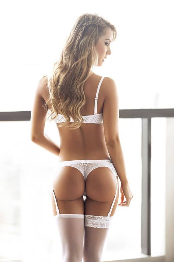 Perfect ass lingerie