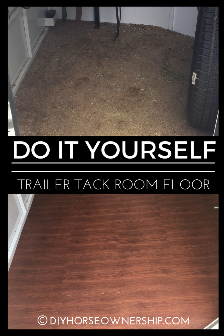 Diy do it yourself how to replace your trailer tack room flooring diy do it yourself how to replace your trailer tack room flooring do it yourself horse projects pinterest horse trailers horse and room solutioingenieria Gallery