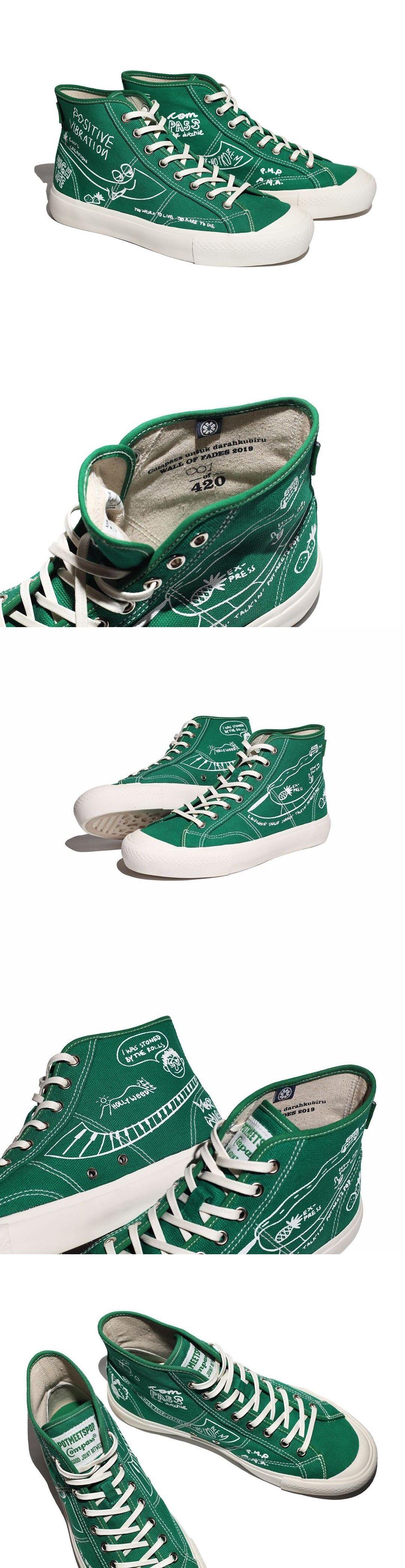 Sepatu Compass For Darahkubiru Di 2020 Sepatu Bentuk