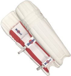 Morrant International Ultralite Pads With Leather Straps With Images Hockey Equipment Leather Straps Cricket