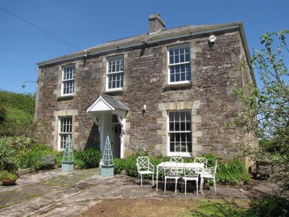 Georgian Stone House | houses in 2019 | Farm house for sale