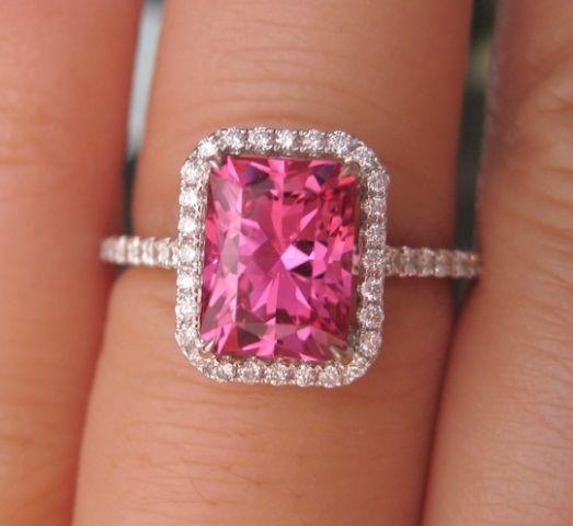 Pink Mahenge spinel