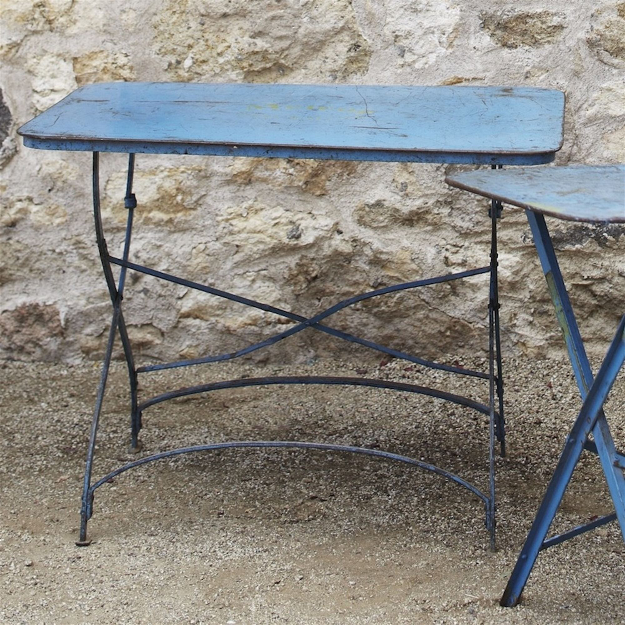 Vintage Bistro Table From Greenhouse