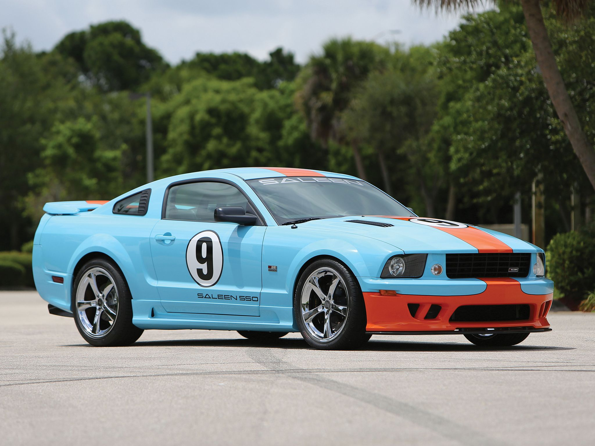 2005–07 Saleen S281 Extreme Coupe Wicked rides