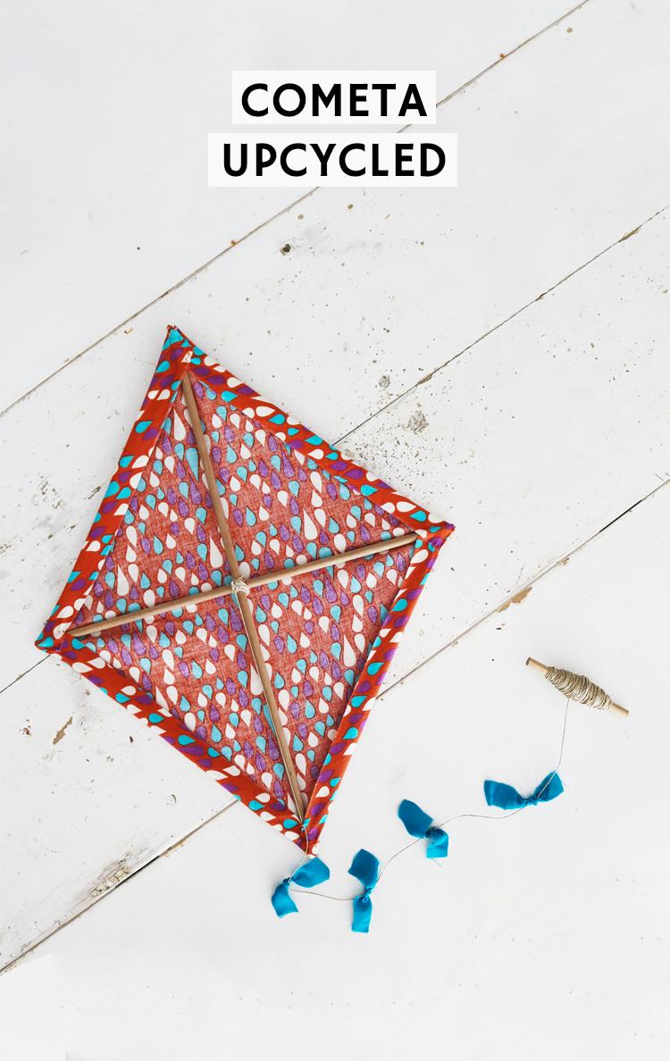 tutorial cometa diy | Mi blog de DIY\'s | Pinterest | Cometas, Blog y ...