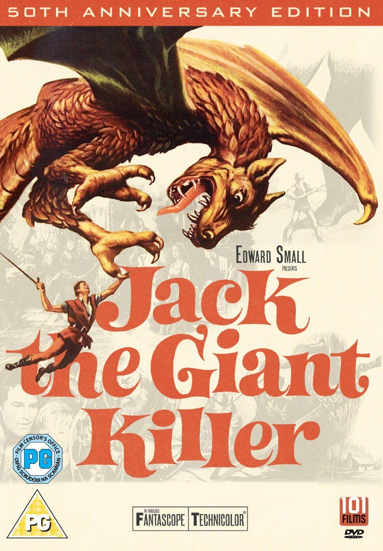 Jack the Giant Killer [1962] [DVD]: Amazon co uk: Kerwin Mathews