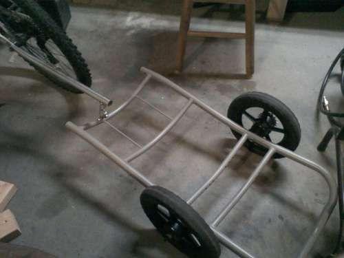 子供用自転車のタイヤ利用