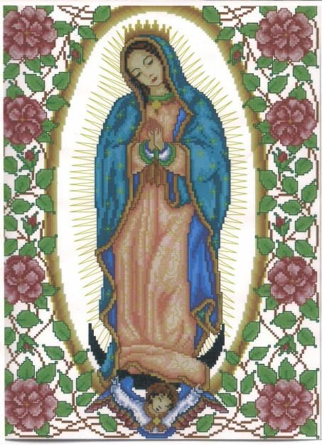 Imágenes de la virgen de Guadalupe muy chidas   Imágenes de la ...