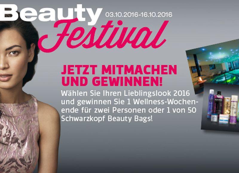 Gewinne mit Müller ein erholsames Wellness-Wochenende für 2 Personen oder eins von 50 Beauty Bags von Schwarzkopf!  Teilnahmeschluss: 22. Oktober 2016  Nimm hier am Wettbewerb teil und gewinne: http://www.gratis-schweiz.ch/gewinne-ein-erholsames-wellness-weekend-fuer-2-personen/  Alle Wettbewerbe: http://www.gratis-schweiz.ch/