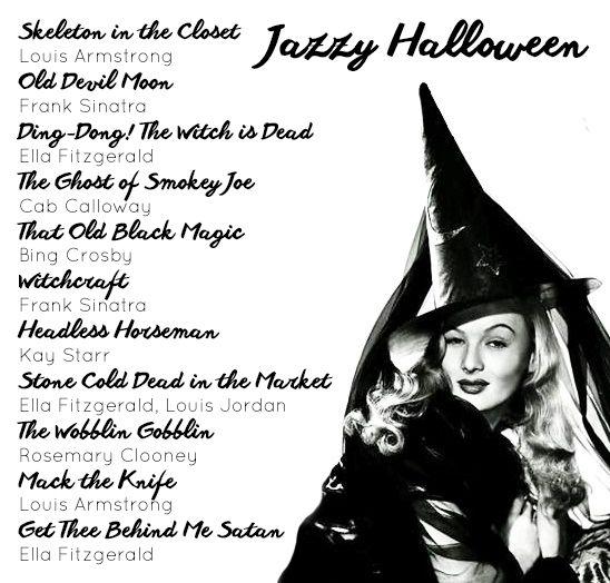 Holidays: Jazzy Halloween
