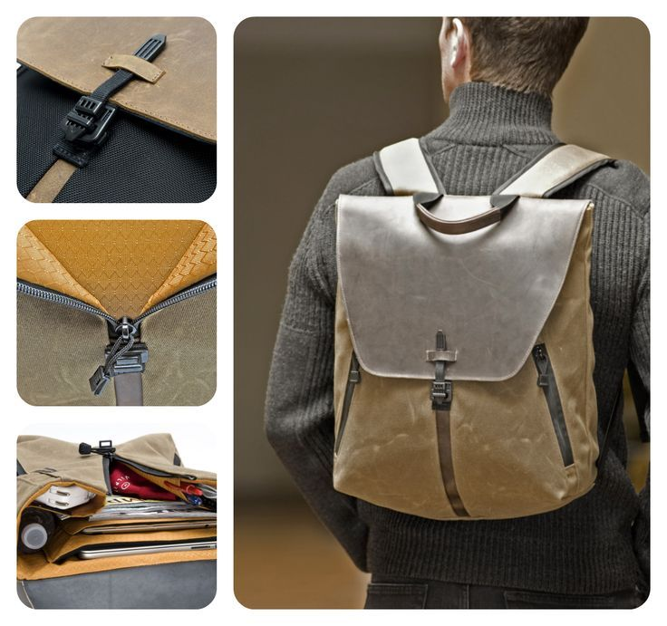 Staad Laptop BackPack| Made in America | MensFashion | http://www.sfbags.com/products/staad-laptop-backpack