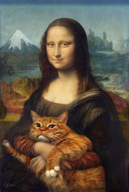 Meow Lisa