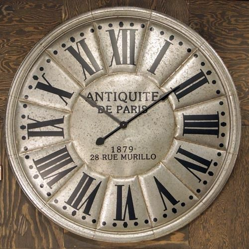 Overstock Com Online Shopping Bedding Furniture Electronics Jewelry Clothing More Metal Wall Clock Wall Clock Metal Clock