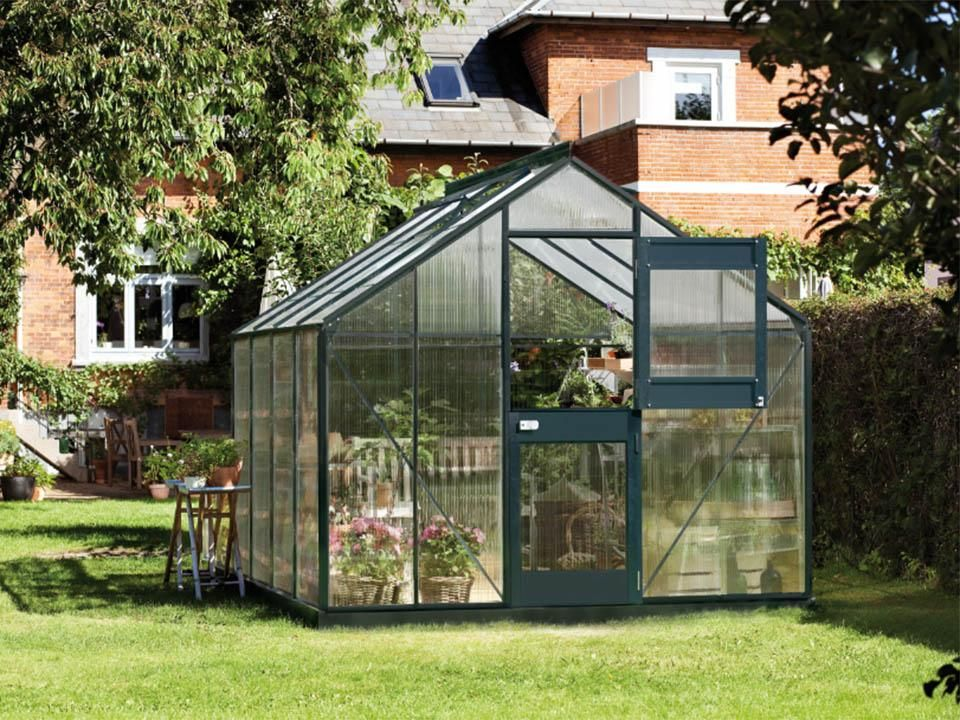 Photo of Juliana Junior Greenhouse 9ft x 10ft