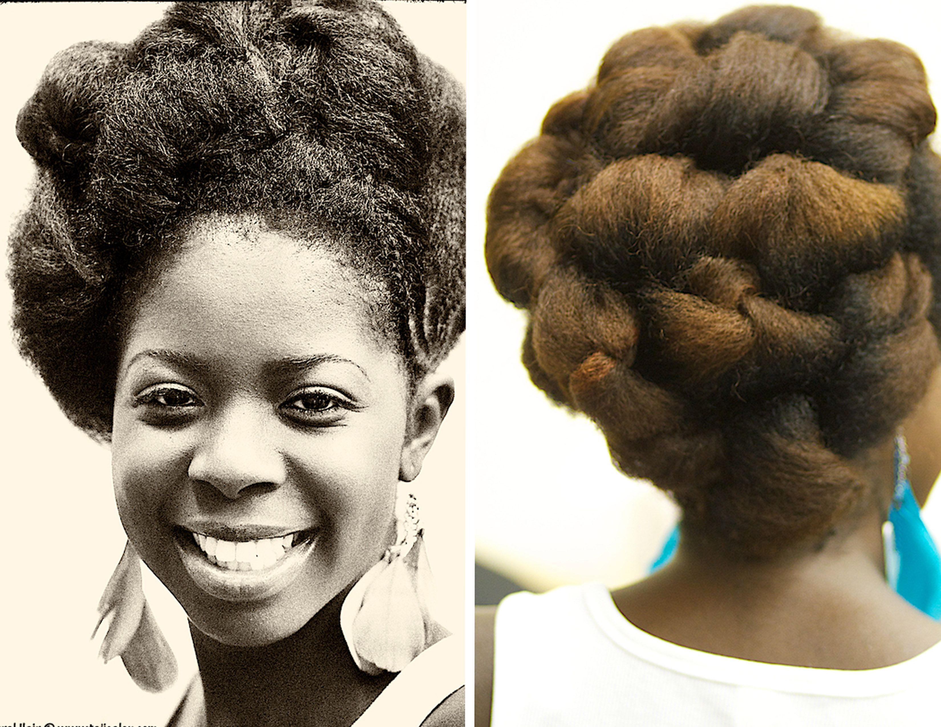 About The Owner Taji Natural Hair Styling Hair Styles Natural Hair Styles Natural Hair Haircuts