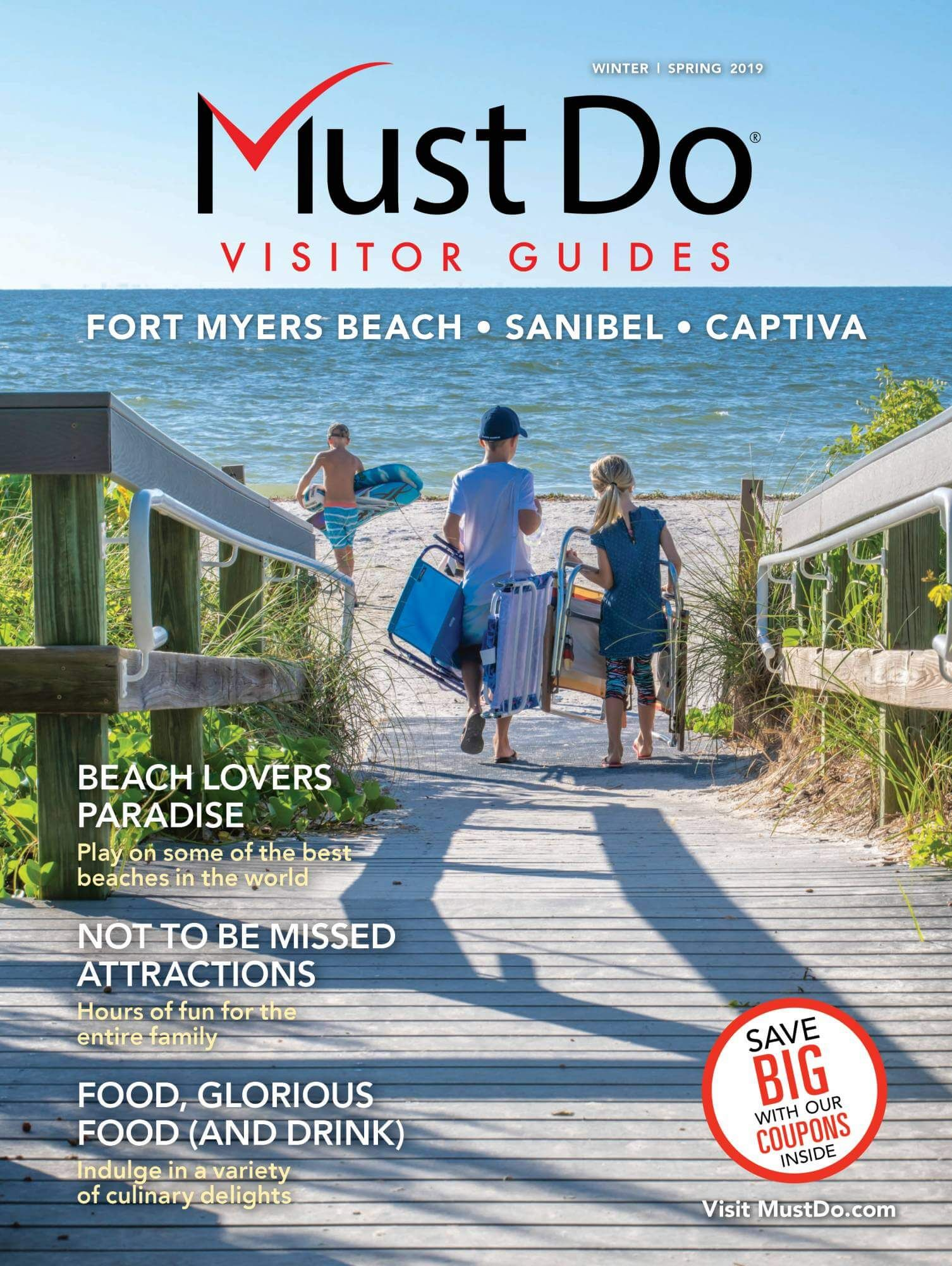 Must Do Visitor Guide Digital Editions Captiva Island Florida
