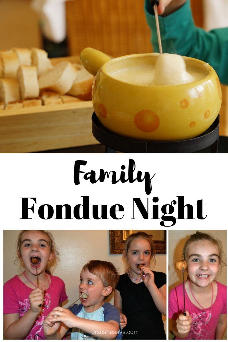 Family Fondue Night Made Saucesome By Ragu Recipes Comida