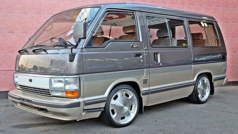 1989 Toyota Hiace Station Wagon 1 Toyota Hiace Station Wagon Wagon