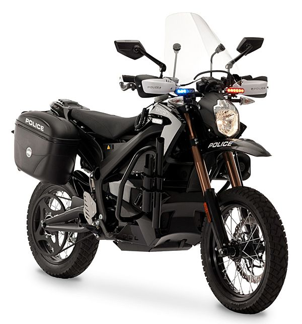 All Electric Motorcycle Zero Motorcycles Launches All New