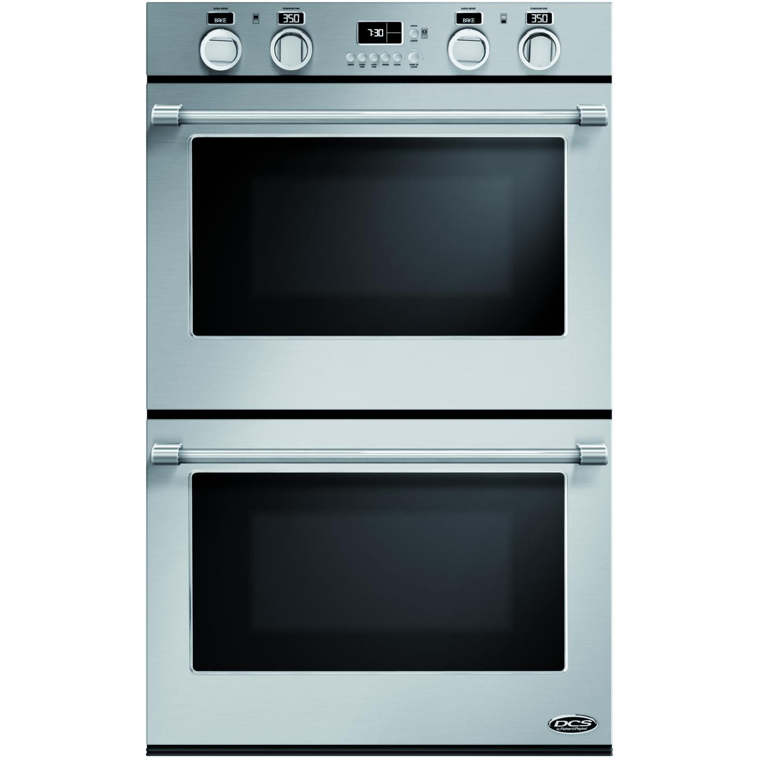 DCS 30-Inch Electric Double Wall Oven - WODV-30 available at DCS ...
