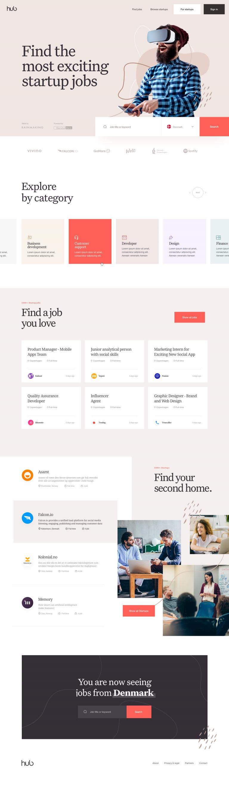 User Interface Design Inspiration #userinterface