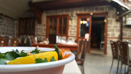 In a tranditional turkish restaurant. by JaejinLee1  IFTTT 500px