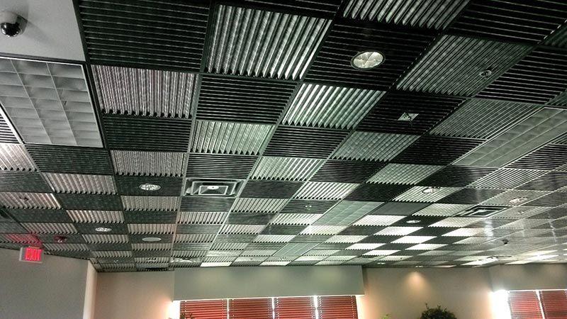 Decorative Ceiling Tiles Perform In Interiors Decorative Ceiling Tile Metal Ceiling Tiles Ceiling Tiles