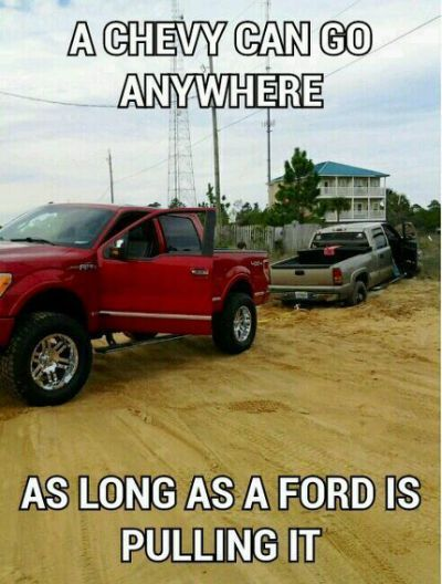 Chevy Jokes