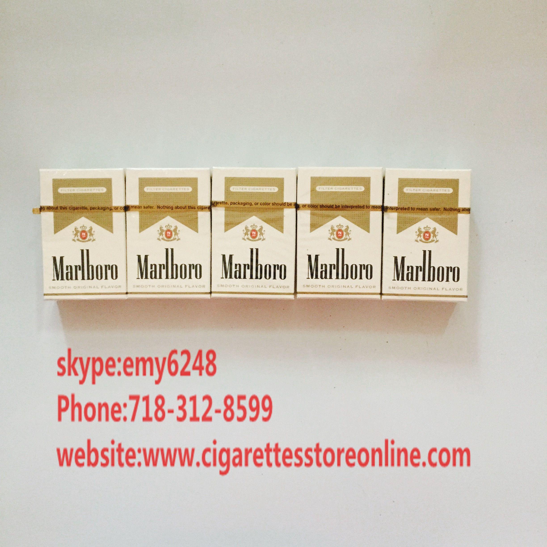 Marlboro Gold Cigarette Cigarettesstoreonline Pinterest