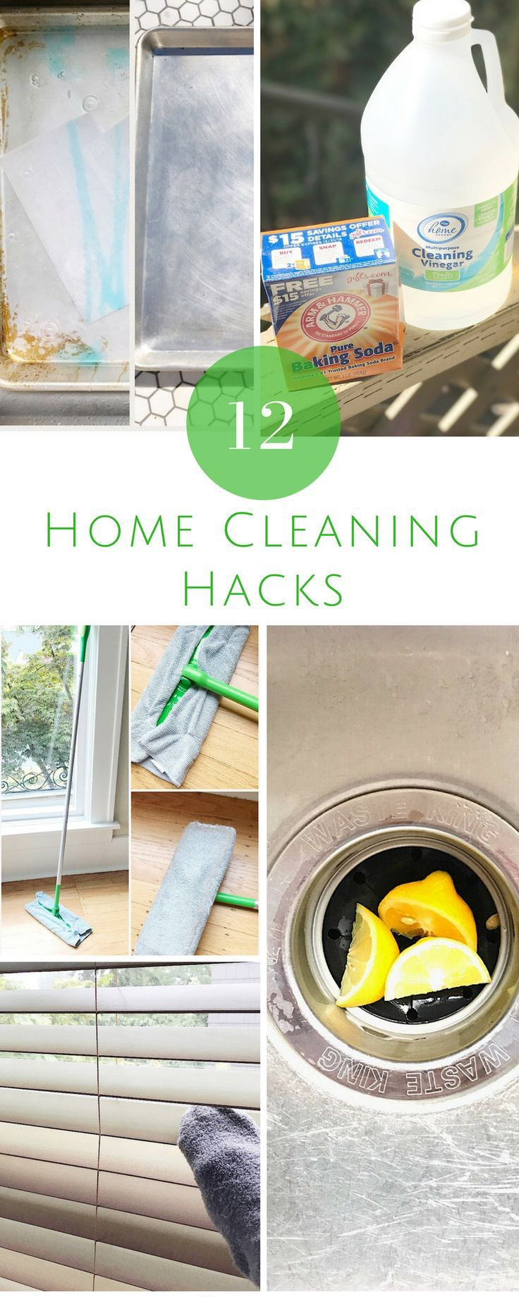 My Favorite Cleaning Hacks to keep your Home Spotless | Kool aid ...