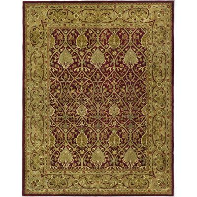 Found it at Wayfair - Persian Legend Red/Gold Area Rug