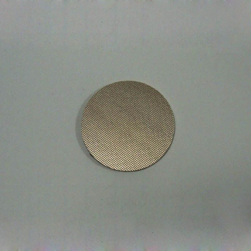 58mm design pattern press plate for compact or eyeshadow