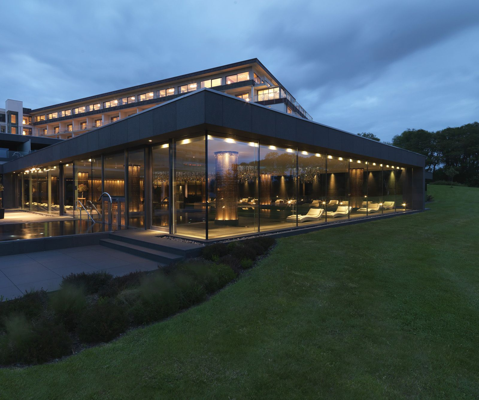 Luxury 5 Star Europe Hotel Resort In Killarney Co Kerry Ireland View Our Image Gallery