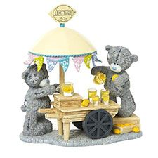 Taste Of Summer Me to You Bear Figurine LIMITED EDITION