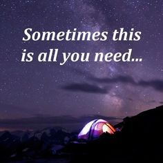 I want thins right now, too be alone, in the middle of no where, so I can just decide if I am in or out.