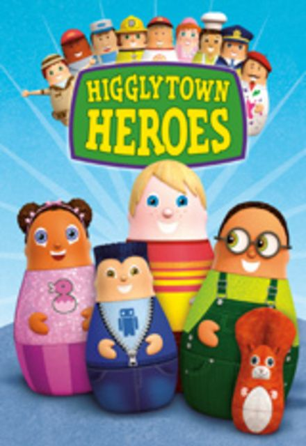 Higglytown Heroes Old Kids Shows Childhood Memories 2000 My Childhood Memories
