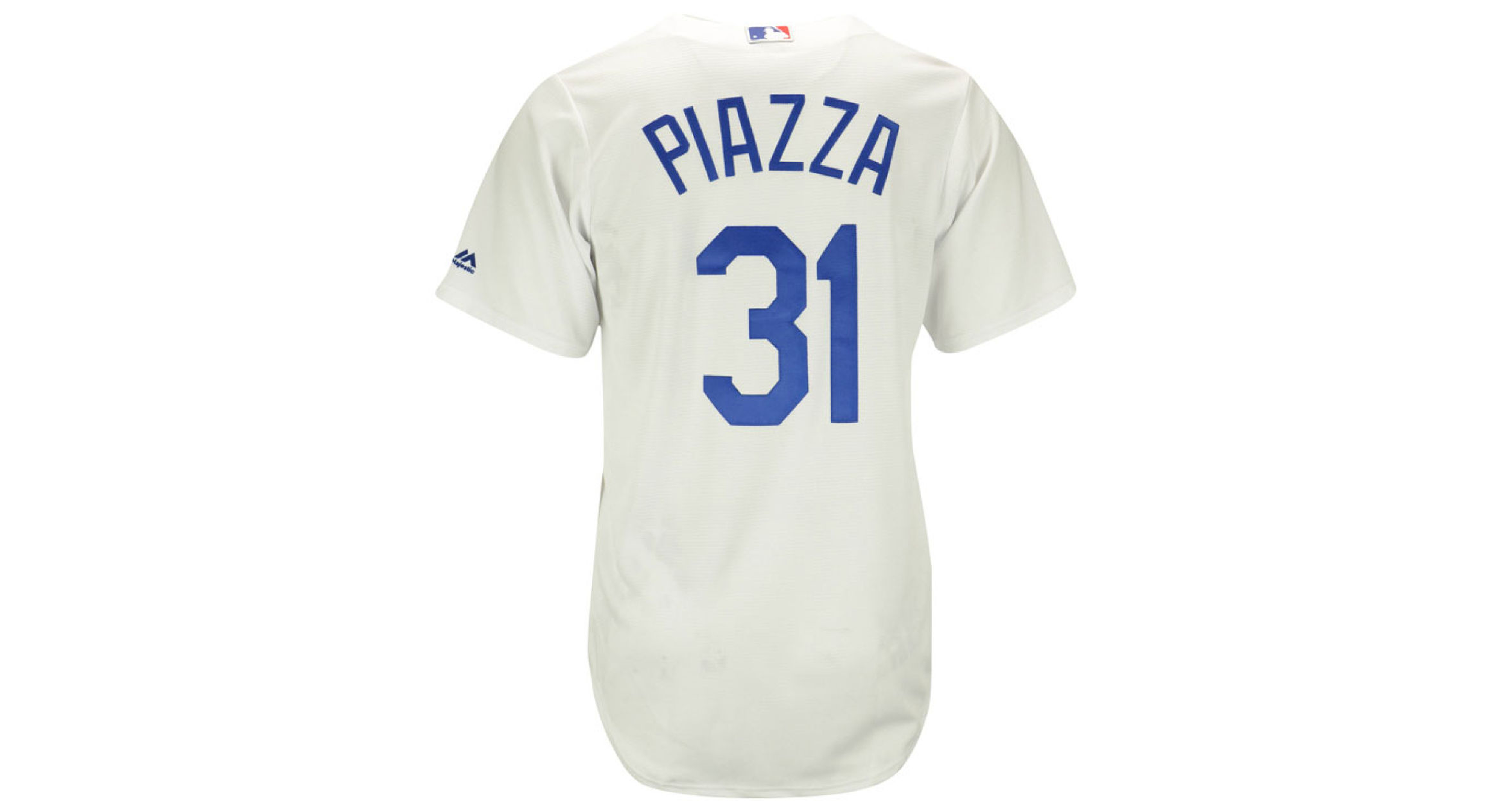 2f919647f7d Majestic Mike Piazza Los Angeles Dodgers Cooperstown Replica Jersey ...