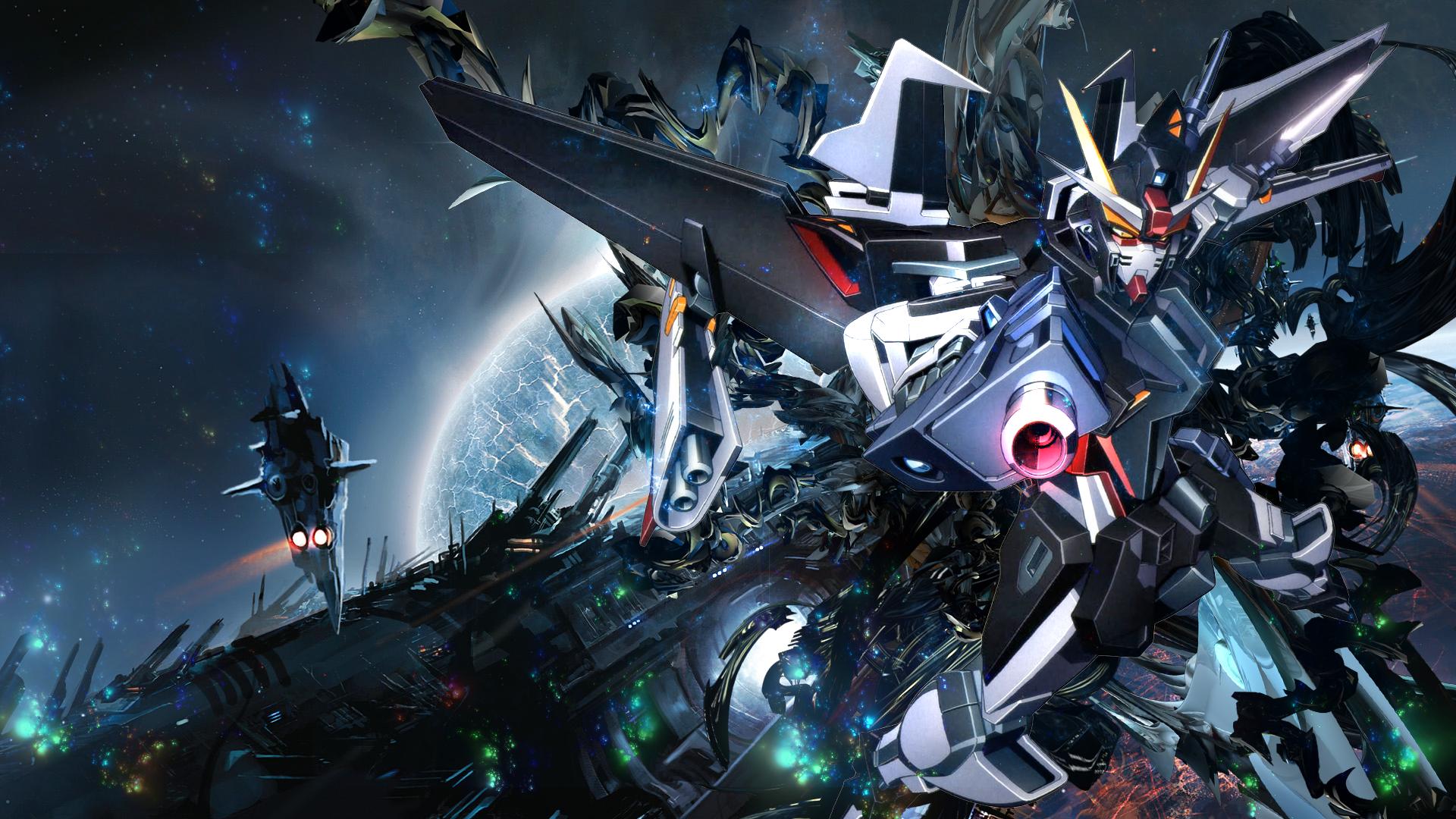 Gundam Full Hd Wallpaper Widescreen Image For Pc Desktop Gundam Wallpapers Anime Background Cartoon Wallpaper Hd