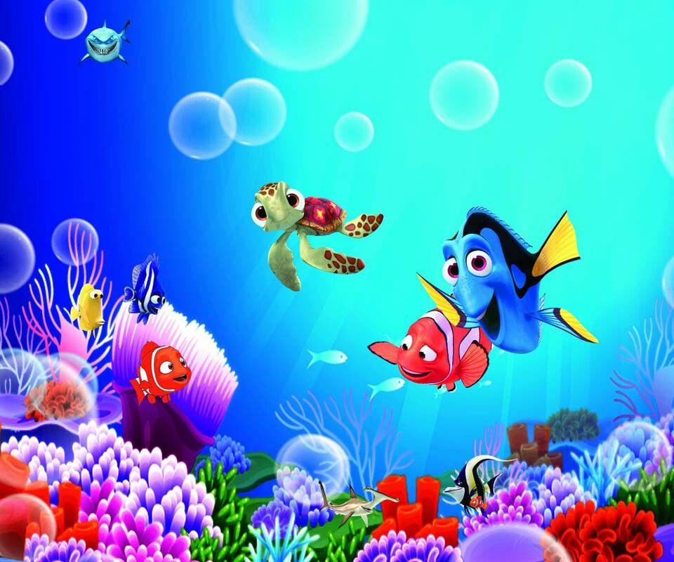 Finding Nemo Finding Nemo Nemo Colorful Fish
