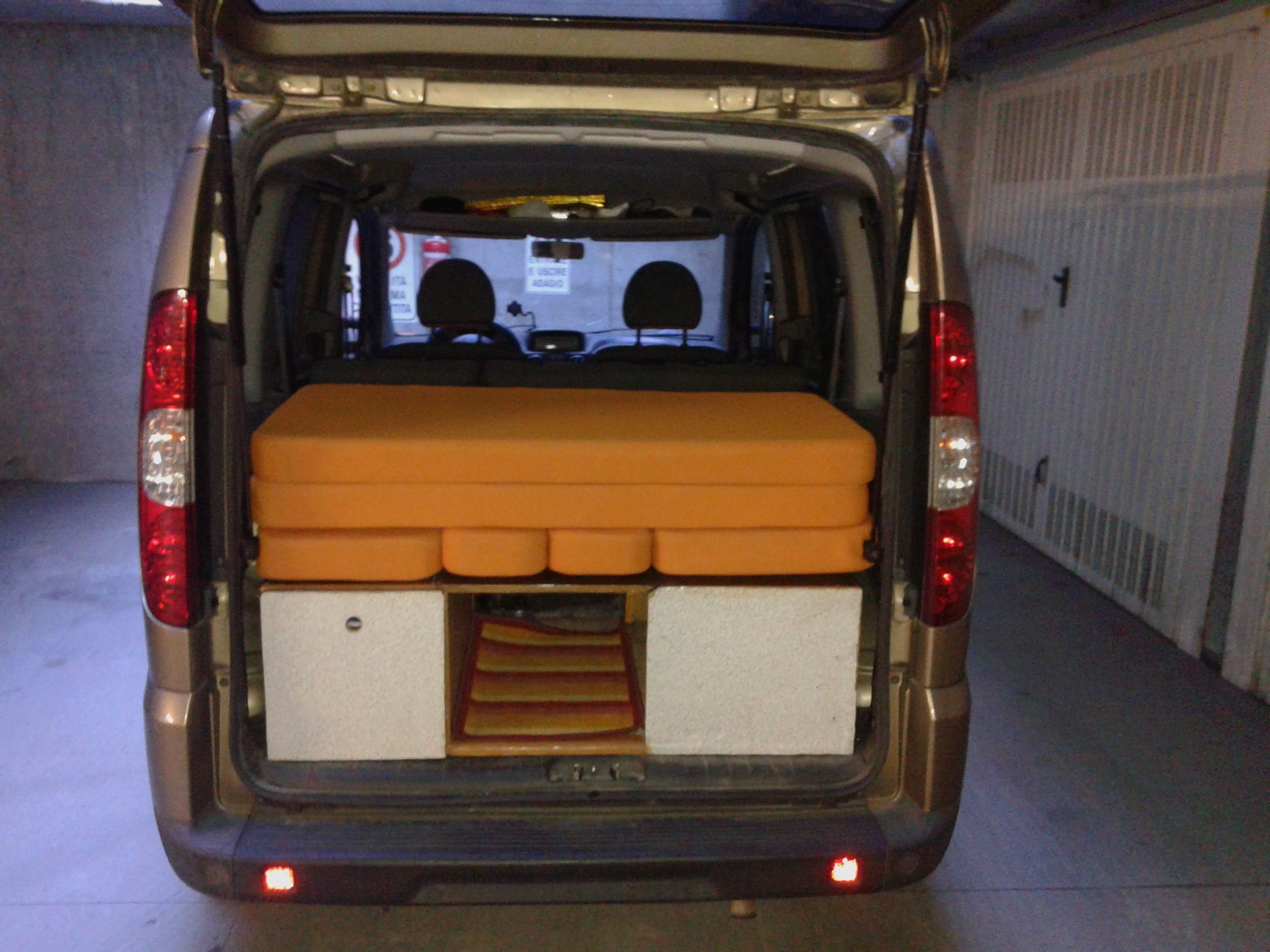 fiat doblo camper f at doblo camper pinterest fiat doblo. Black Bedroom Furniture Sets. Home Design Ideas