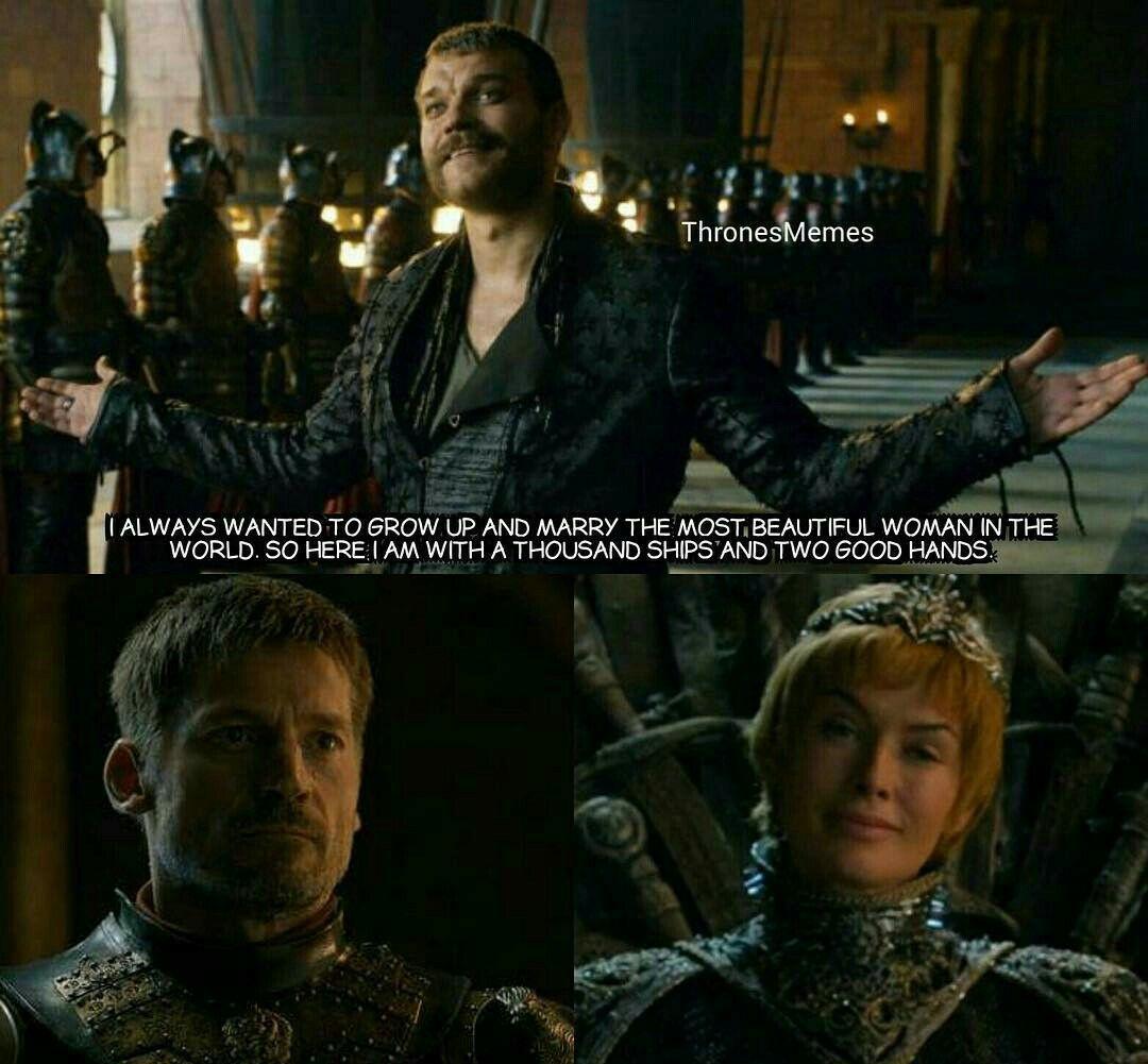 game of thrones meme season seven euron greyjoy cersei