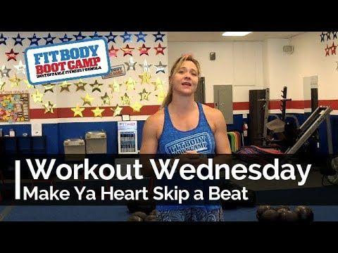 Workout Wednesday - Make Ya Heart Skip a Beat