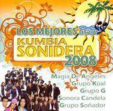 Los Mejores de La Kumbia Sonidera 2008 [CD]