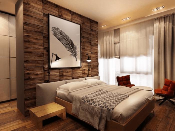 Lieblich Neueste Trends Rustikal Schlafzimmer Design 2018
