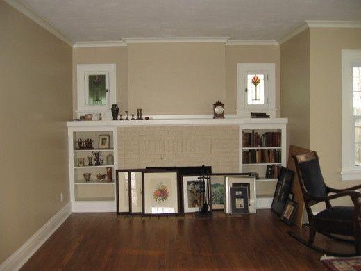Downstairs livingroom color option Ma maison Pinterest